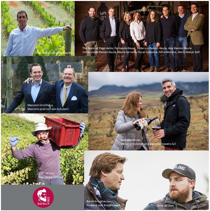 Our winemakers